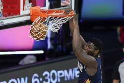 NBA》莫蘭特錫安威廉森年度最佳新秀第一隊