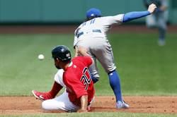 MLB》工具人本色 林子偉守二壘再移中外野