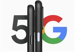 官網失手誤植 Google Pixel 5G手機傳10月8日上市
