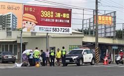 又是內輪差 台南善化貨櫃車右轉輾死老婦