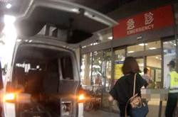 救命不能等 1歲女童突發痙攣警車開道送醫