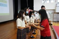 台南光華高中迎新生 校長送「3顆龍眼」藏寓意