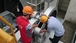颱風米克拉來襲 水庫、抽水站防汛備戰
