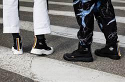 電音元素碰撞高彩度鞋身 隱藏限定版「明日潮靴」上線