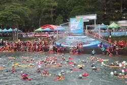 日月潭萬人泳渡是否續辦 關鍵變數在疫情