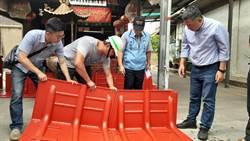 米克拉颱風來襲 金門停班停課軍民全島戒備