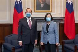 日關注美中動向  將通過可採取的手段支援台灣