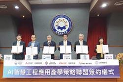台灣三菱電機攜手朝陽科大 推動AI智慧工程應用產學策略聯盟