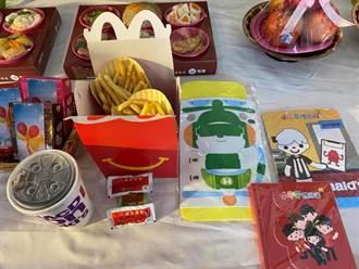7歲女生前「最愛吃薯條」 麥當勞破例開賣前現炸圓心願