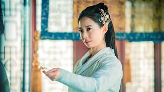 《倚天屠龍記》趙敏 貌似高圓圓被讚神仙顏質