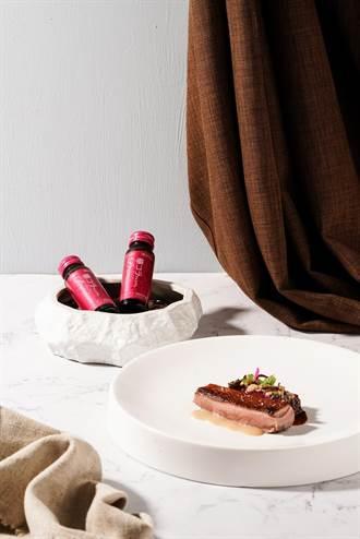 專業保養AFC攜手名廚 膠原蛋白飲入菜更添創意