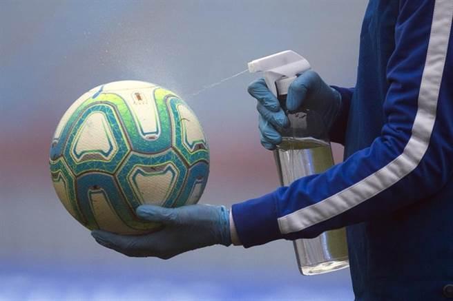 美國足球大聯盟MLS即將復賽,並且照常採用主客場制度。(美聯社)
