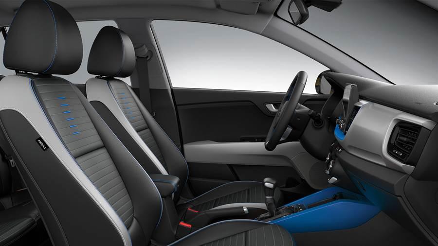 首次搭載「EcoDynamics +」 48V Mild Hybrid 與 iMT 等技術,KIA Stonic 小改款歐洲率先亮相