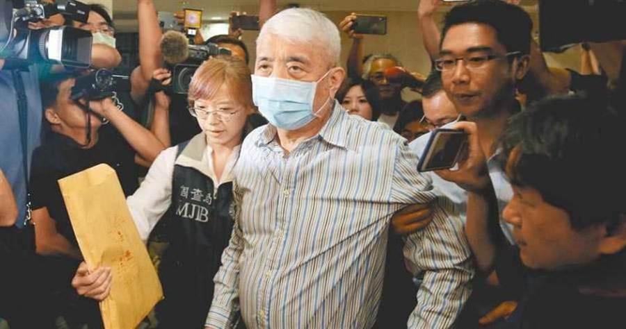 台北地檢署將在今(10)日提訊在押太流負責人李恆隆釐清案情。(圖/報系資料照)