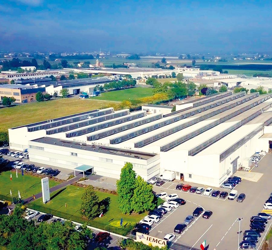 中義科技機械母集團義商IEMCA廠區。圖/業者提供
