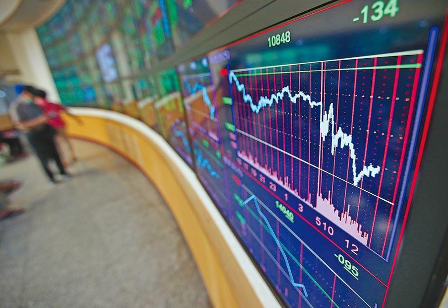 新興市場金融壓力指數近期終於由正轉負意味市場波動度、風險同步降低,投資股、債將是好兆頭。(本報資料照片)