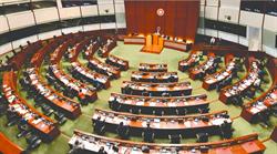 大陸人大今可能決定 香港全體立法會議員延任一年