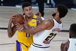 NBA》金塊8人得分上雙 仍遭湖人庫茲馬絕殺