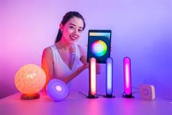 用燈光改變居家風格和氣氛!攝影控必備的燈具用藍牙操作超方便