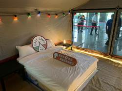 旗津豪華露營區 周六試營運預定客滿