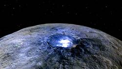 穀神星有地下鹹水海洋 或許能孕育生物
