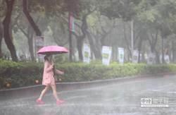 颱風走了雨繼續炸 明日2地當心局部性大雨