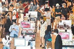 陸經濟成長轉正 帶動消費潮