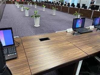 摃法務部 ?台中市政會議沒排「政風處長」座位  市府:待協商