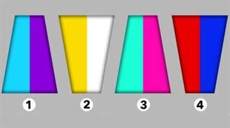 最喜歡哪種顏色搭配?1秒測出超神準真實性格