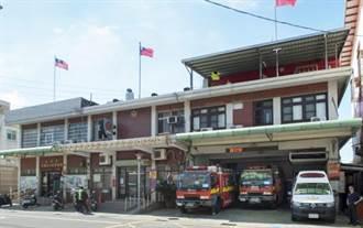 外埔消防分隊全市最狹小 市議員吳敏濟建議原地改建
