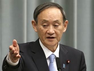 「令和大叔」菅義偉當選自民黨總裁 朱立倫道恭喜