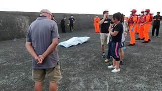 帶妻小遊貢寮漁港 男獨自潛水失蹤2天 釣客尋獲遺體