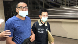 國軍口罩國家隊中校督導官與上士 盜6000片口罩遭羈押禁見
