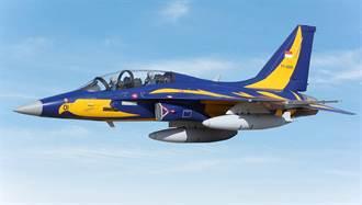 印尼T-50i金鷹教練機起飛時滑出跑道 2名飛行員輕傷