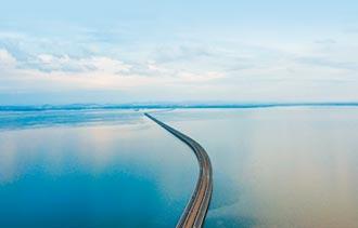 天鏡之橋守護人 南京最美風景