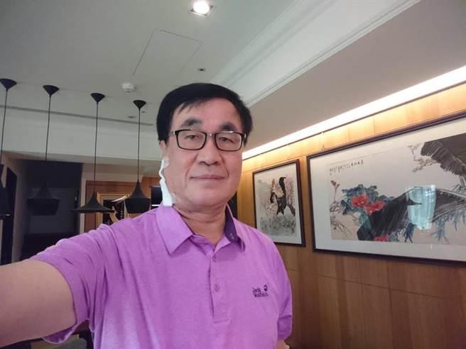 前高雄市副市長李四川。