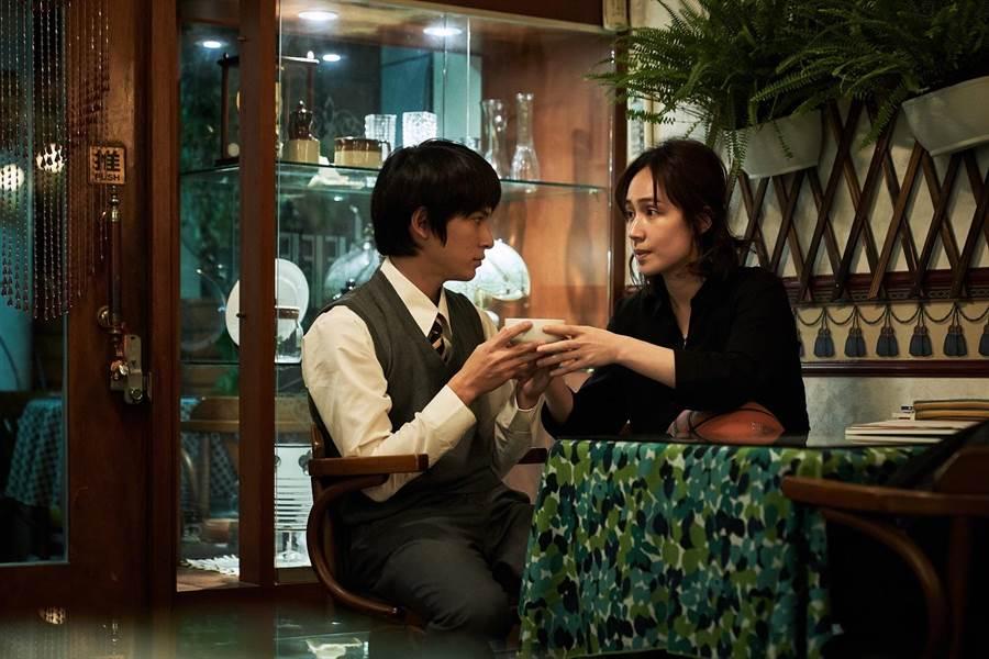 小薰与林辉闵在《追兇500天》演出姊弟。(七十六号原子提供)