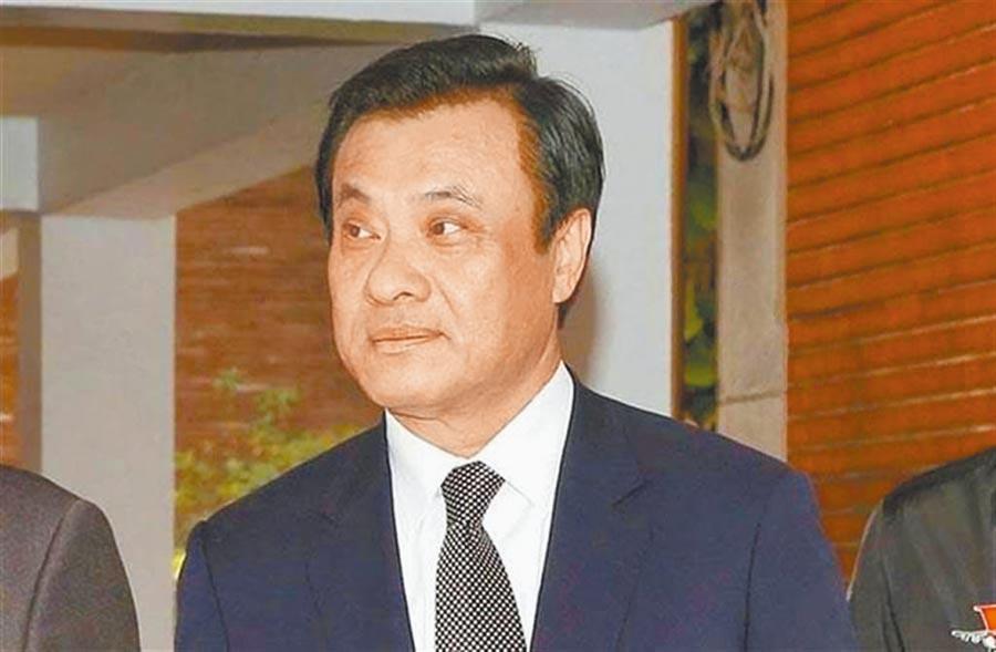 前總統府祕書長蘇嘉全。(資料照)