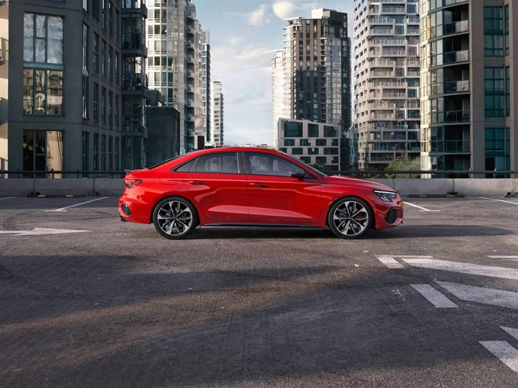 Audi推出新世代S3 Sportback與S3 Sedan 0-100加速4.8秒