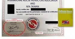 台灣成詐欺總部 「救難教父」遭爆偽造證書 上萬證照變廢紙