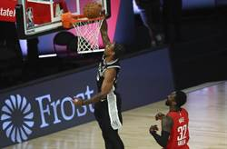 NBA》哈登缺陣 馬刺摧毀火箭保季後賽生機