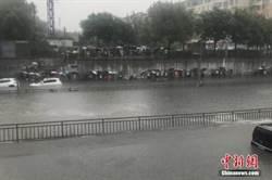 北京將迎入汛來最強降雨 水文總站發布洪水警告