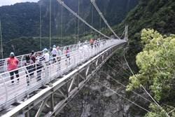 太魯閣絕美山岳吊橋啟用每日開放8百名額預約瞬間秒殺