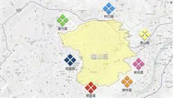 龜山區域房價解析