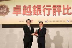 2020台灣地區銀行服務評比調查 華南銀行第五度獲最佳永續經營獎