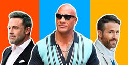 2020年全球收入最高男演員  巨石強森蟬聯冠軍
