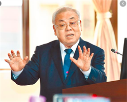 朱澤民掛保證  明年國防總體預算不低於4094億