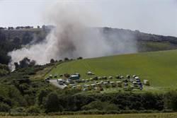 連日降雨導致蘇格蘭火車出軌 3死6傷