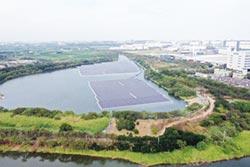 法國浮動式太陽能技術 冠全球