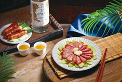 聰明健康吃烤肉 洽富氣冷雞料理最超值
